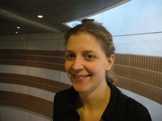 Lise Sattrup. Foto: Jan Samuelsen.