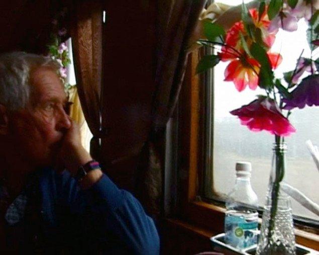 Eva Koch:Videostill fra Postkort til en ballerina, 2004 Video, 7 min