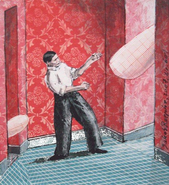 Jakob Roepke, nr. 601. Pressefoto.