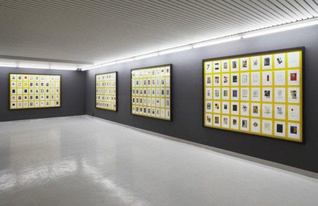Installationsview. Foto: Anders Sune Berg.