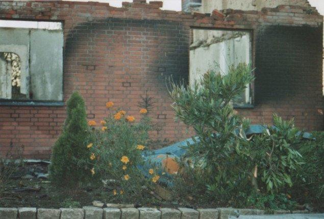 Amel Ibrahimovic: Seest 03.11.2004. Foto: Anders Sune Berg.