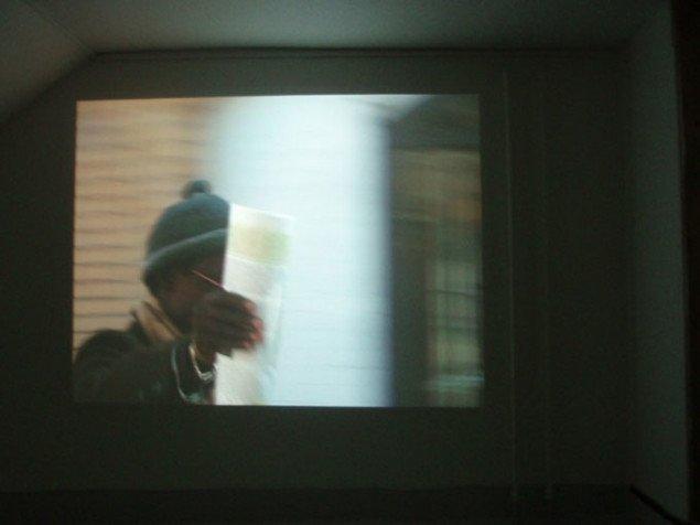Mariana Vassileva: Mirrorlight, 2006, Foto: Julie Lykke Jensen
