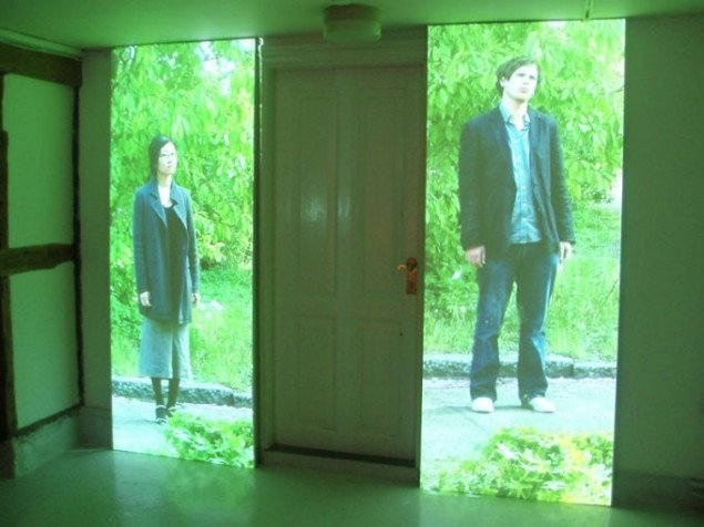 Mariana Vassileva: Index Glass, 2006, Foto: Julie Lykke Jensen