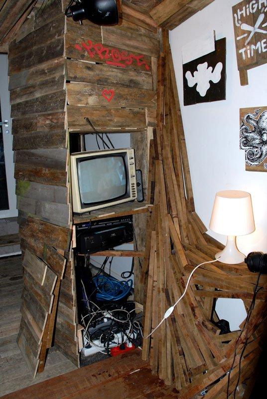 Flemmings tv. Foto: Ole Bak Jakobsen