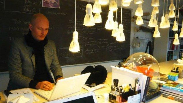 Nikolaj Danielsen. Foto: Anna Aslaug Lund