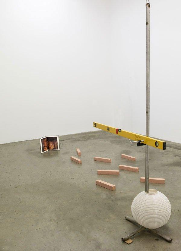 Charlotte Thrane: Half Blind, 2007. Foto: Charlotte Thrane.