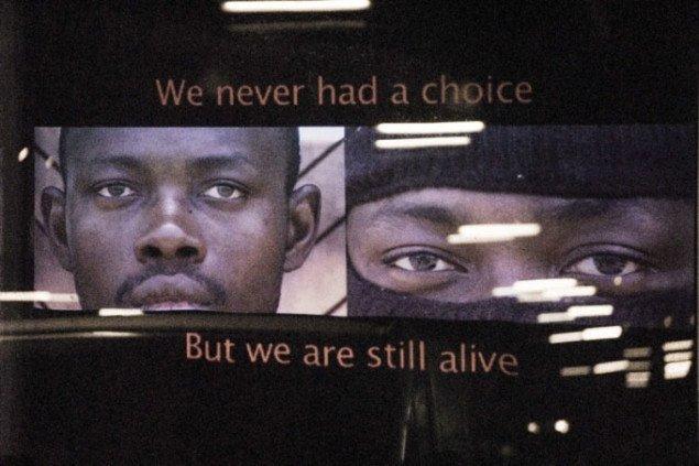 Guy Wouete: Afrika Best Deal 1. Foto Stephen Freiheit