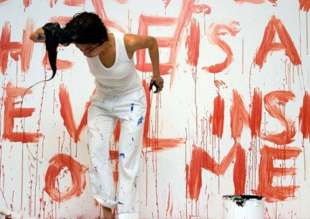 Lilibeth Cuenca: A Void, 2007. Foto David Høi