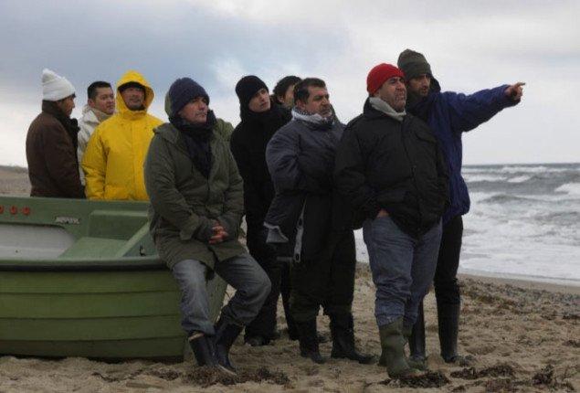 Henrik Lund Jørgensen: Friends He Lost at Sea. Pressefoto Århus Kunstbygning