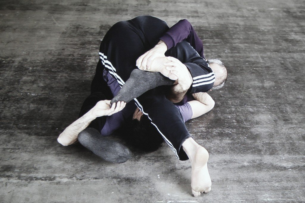William Forsythe:Stellenstellen, 2013, Videos, 12:20 min, Video still