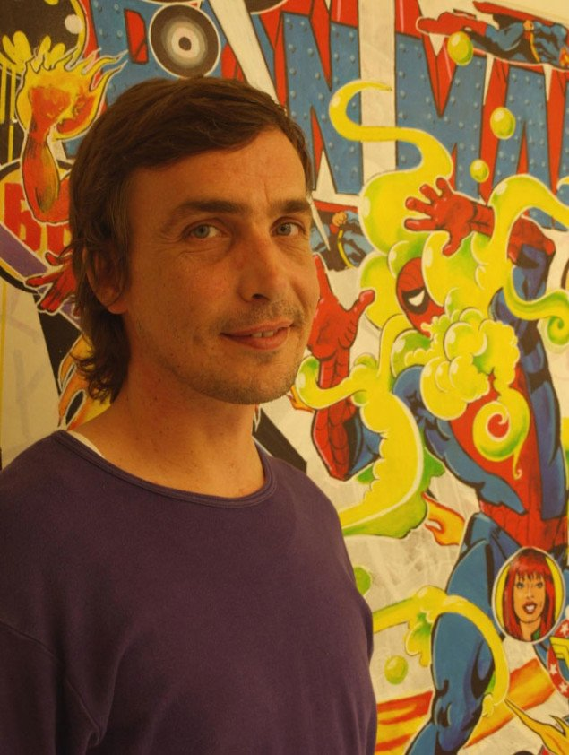 Bill Bach. Foto: Bente Jensen