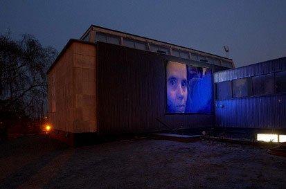 Kassandra Wellendorf: Public Gaze #2. Foto: Poul Hansen