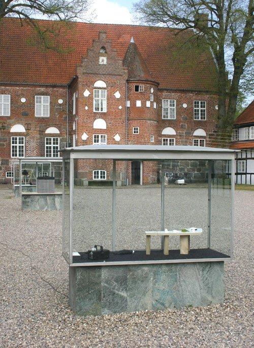 Men rammerne er i det mindste smukke for KBH Kunsthal. Foto: Kristian Handberg