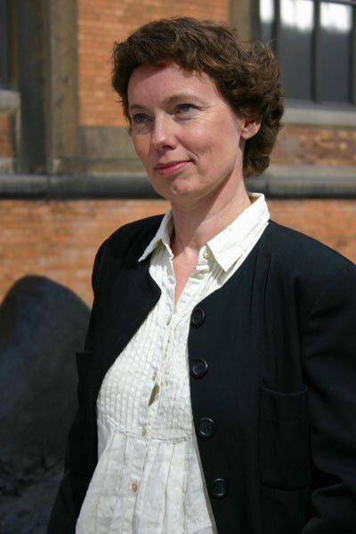 Portræt, Dorthe Aagesen, 2009, Foto: Helle Bach Rungø