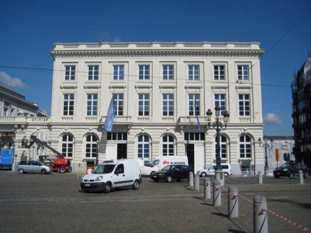 Magritte museet i Bruxelles. Foto: Ole Bak Jakobsen.