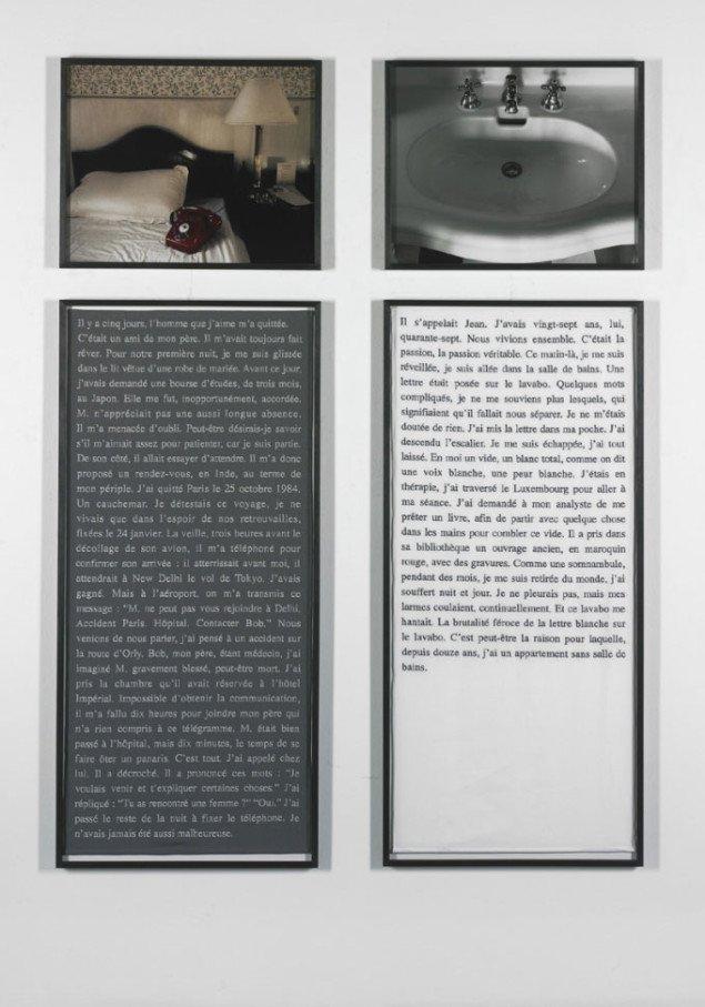Sophie Calle: Exquisite Pain. Foto: SABAM.