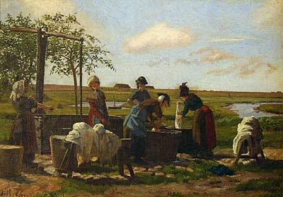 Emilie Mundt: Vaskekoner