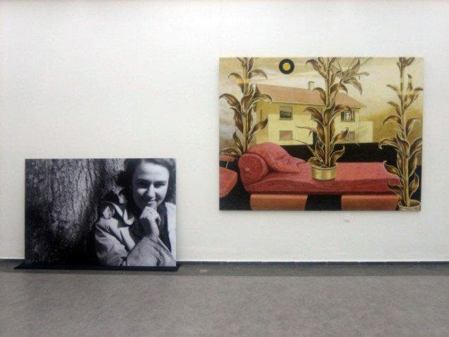 Berit Heggenhougen-Jensen: Navnet og dets plads, Randers Kunstmuseum. Foto: Maja Egelund