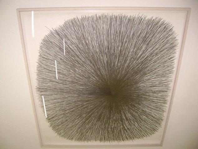 Uden titel, William Anastasi, Esbjerg Kunstmuseum. Foto: JRB