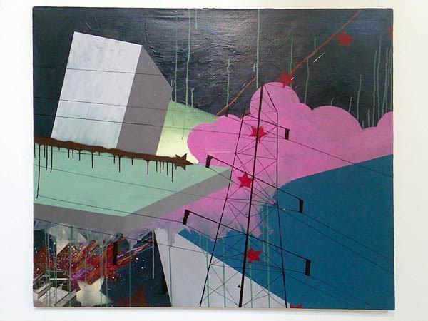 Lars Hempler, Next Stop (maleri)