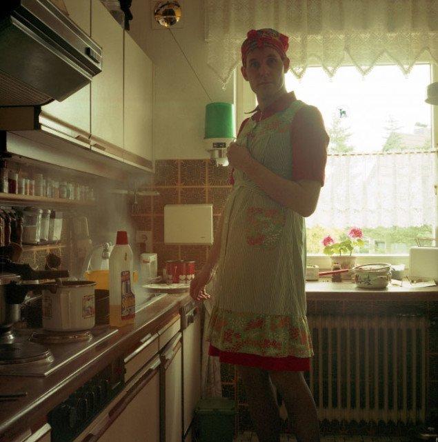 Ingo Taubhorn: Die Kleider meiner Mutter (1993-2001)