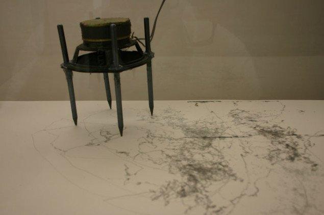 Lars Lundehave Hansen: Spiderbytes. Foto: William de Feuth Michaelsen