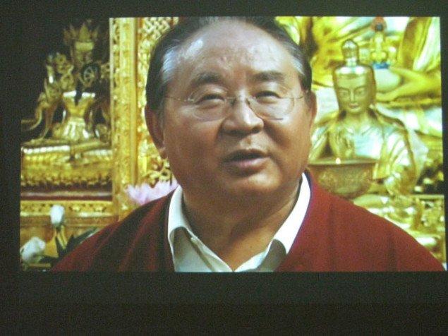 Eksiltibetaner #1. Ritu Sarin og Tenzing Sonam, A Tibet of the Mind, 2009, Foto: Kasper Lie