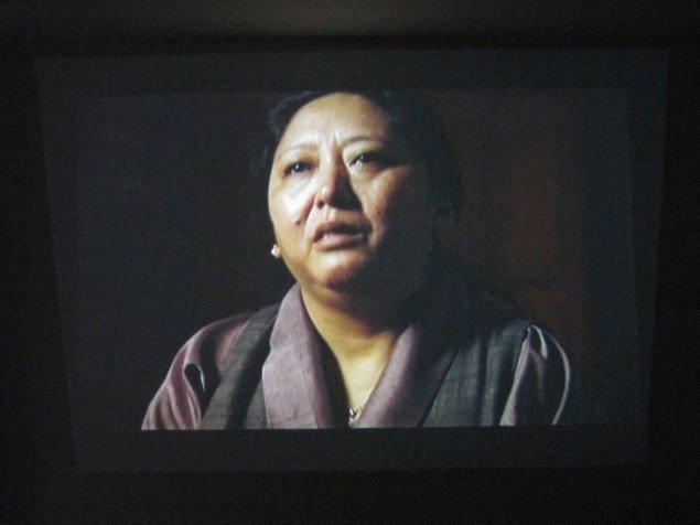 Eksiltibetaner #4. Ritu Sarin og Tenzing Sonam, A Tibet of the Mind, 2009, Foto: Kasper Lie