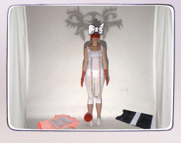Still fra filmen Welcome to the Doll-Theatre. Kristine Mandsberg.