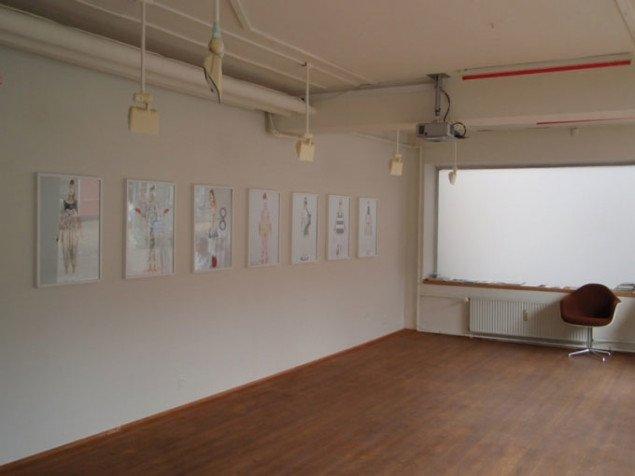 Udstillingsvue. Kristine Mandsberg. Senko Studio. Foto: Anne Mette Thomsen.