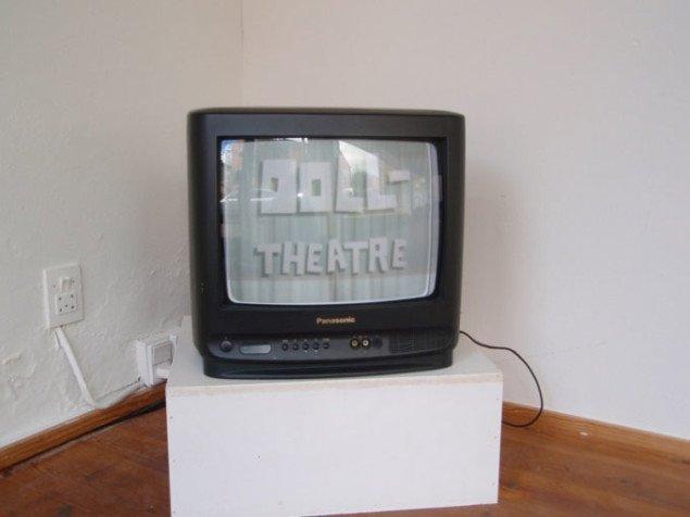 Kristine Mandsberg, Welcome to the Doll-Theatre. Senko Studio. Foto: Anne Mette Thomsen.