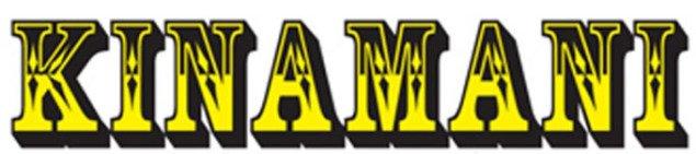 Logoet til udstillingen med klare referencer til det kuriøse og cirkusagtige. (udsnit fra pressemateriale)