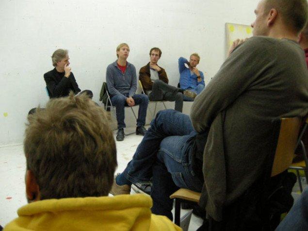 Alt_Cph opstiller igen i år en række paneldebatter under messen. Foto KUNSTEN.NU