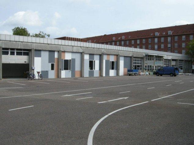 Fem udstillingssteder åbner side om side på Carlsberggrunden. Foto Solveig Lindeskov Andersen