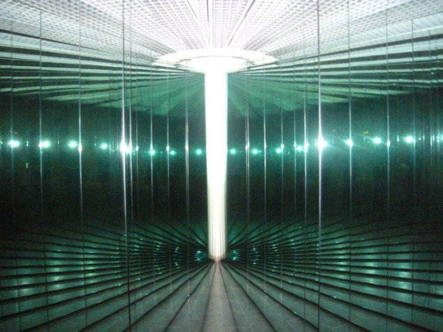 Corey McCorkle: An Arrangement (Phalanx), 2007 (foto: Matthias Hvass Borello)