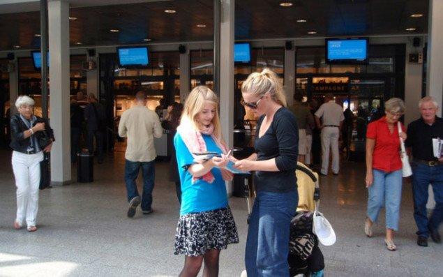 Der var stor interesse for vores fødselsdagskonkurrence og vores nyhedsbrev. Foto: Jan Falk Borup