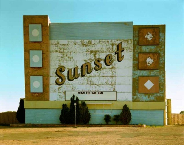 Stephen Shore: West Ninth Ave. Pressefoto
