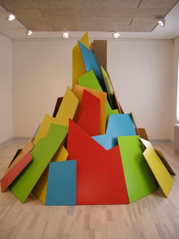 Eske Kath: The Pile, 2007. (Foto: Solveig Lindeskov Andersen)