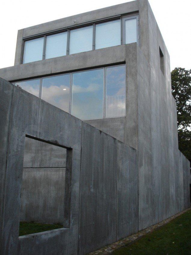Four Boxes Gallerys facade, Foto Karen Johnsen