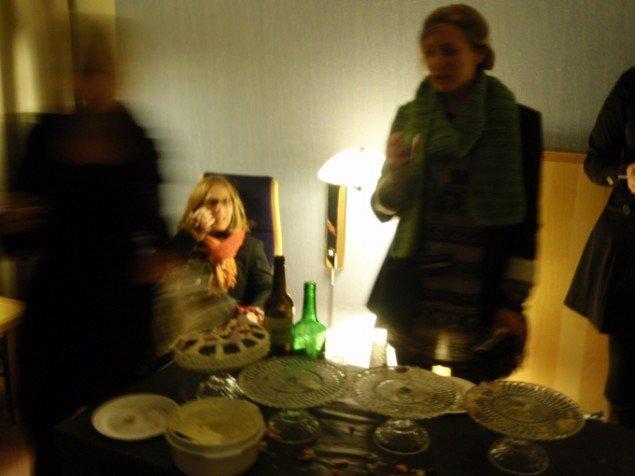 Lagkage Fabel af Michael Bredtved på Hotel Radisson. Foto: Anne Mette Thomsen