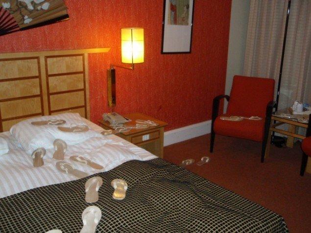 ZEN af Anne Videvæk på Hotel Radisson. Foto: Anne Mette Thomsen
