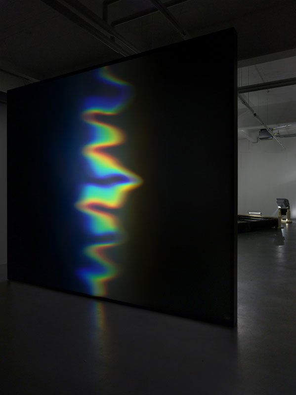 Olafur Eliasson (ISL/DK): Your Watercolour Machine, 2009. Del af RETHINK Relations på Statens Museum for Kunst (Foto: Anders Sune Berg)