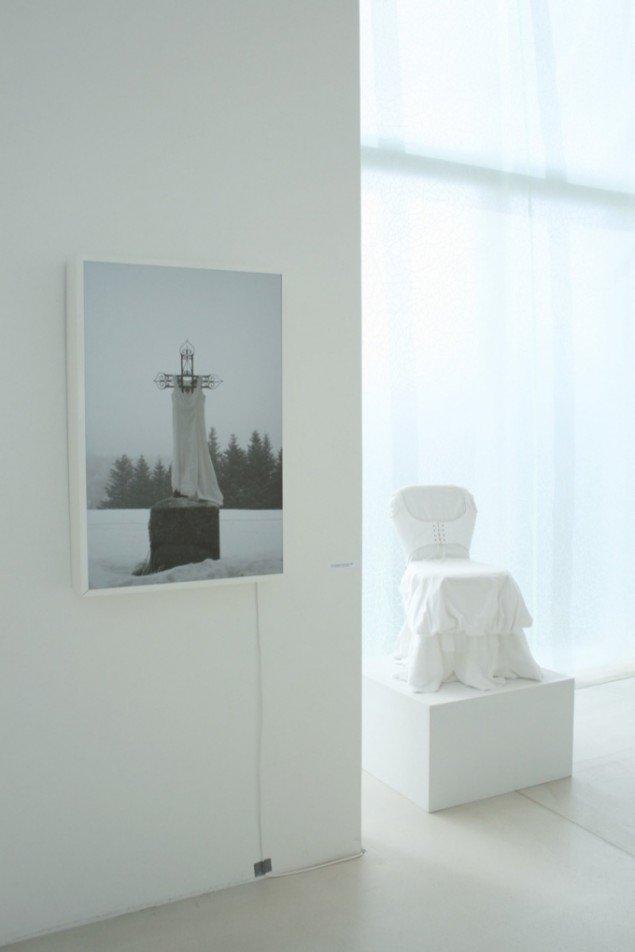 Udstillings view, Emma Woffenden og Tord Boontje: Cross Dressing. Pressefoto.