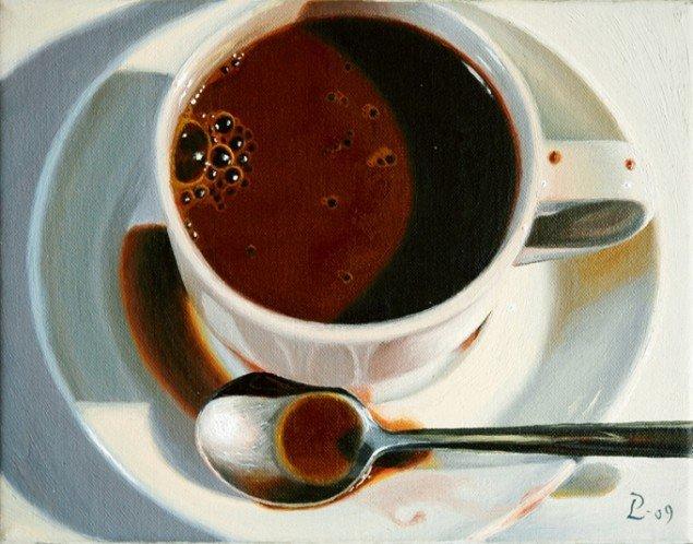 Lars Pugholm: En kop kakao, 2009. Pressefoto