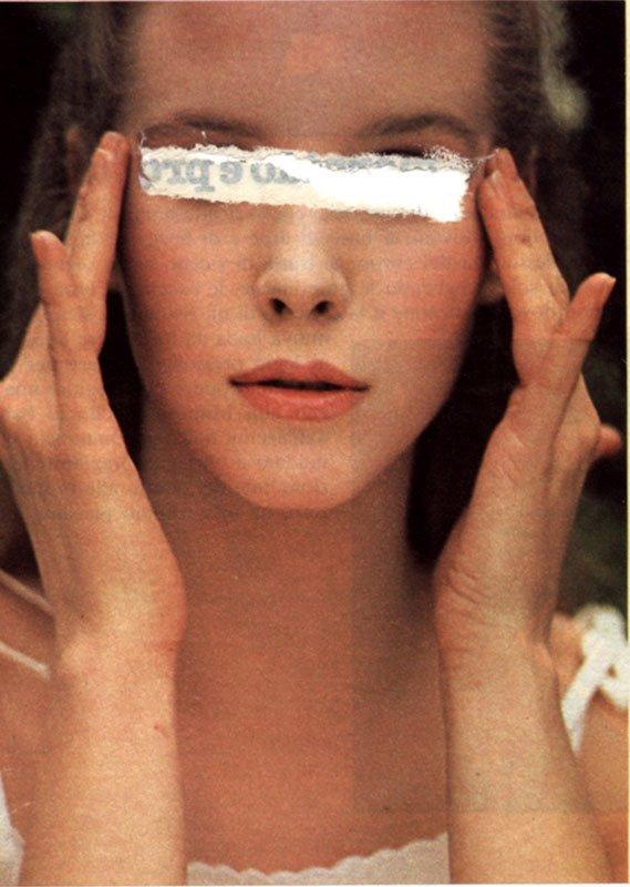Sanja Ivekovic: PaperWomen (1976-1977)