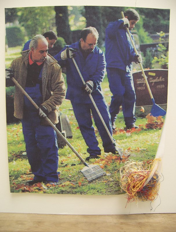 Four Who Clean. Foto: Solveig Lindeskov Andersen