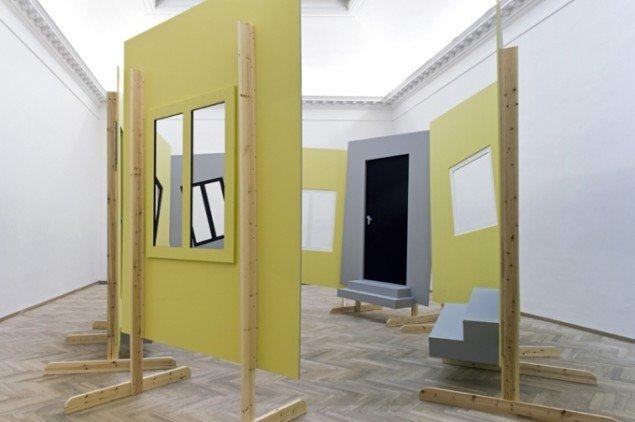 Truls Melin: Hjemfald, 2008 (Installationsview Kunsthal Charlottenborg 2008)