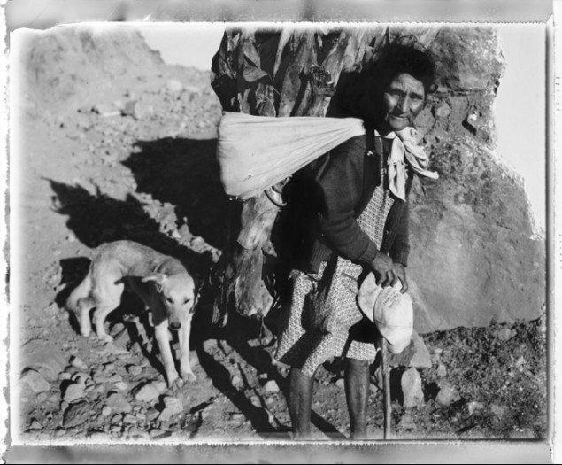 Fotografen Helena Christensens værk Untitled.