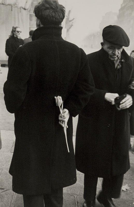 Robert Frank: Paris, 1951-52.
