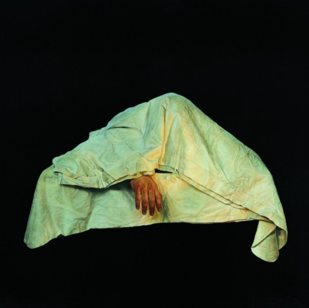 I malerier som Skjul viser Thomas Kluge at han virkelig mestrer sit håndværk. Pressefoto